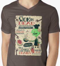 The Wok In Dead Men's V-Neck T-Shirt