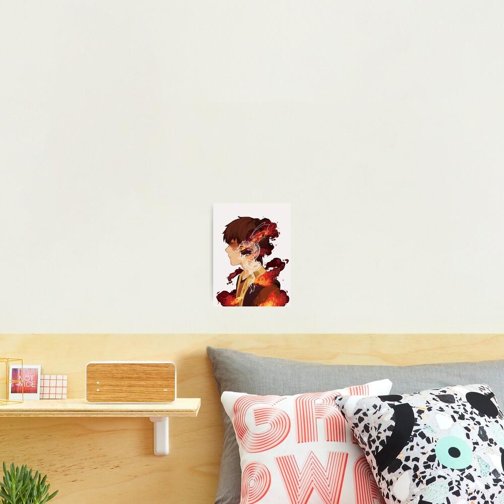 Zuko Photographic Print