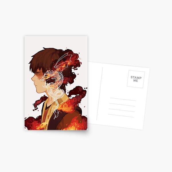 Zuko Postcard