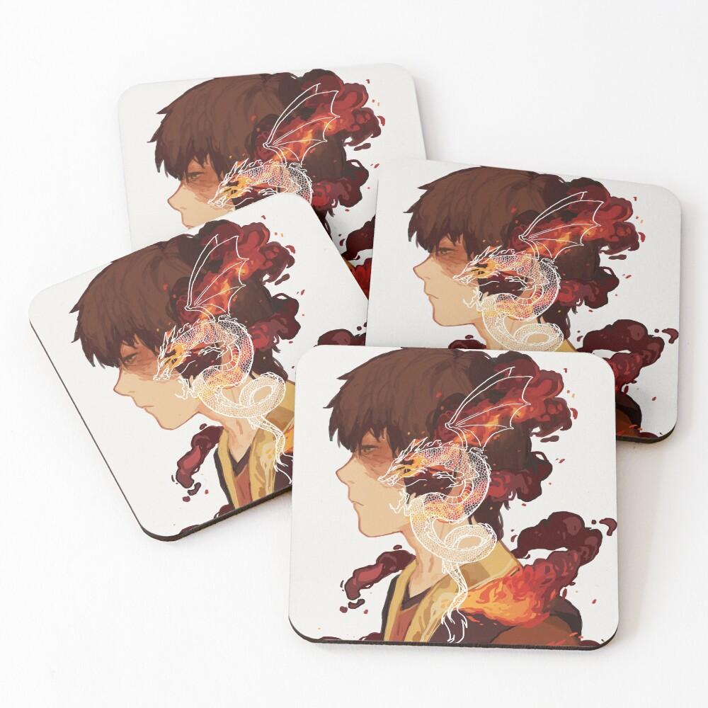 Zuko Coasters (Set of 4)