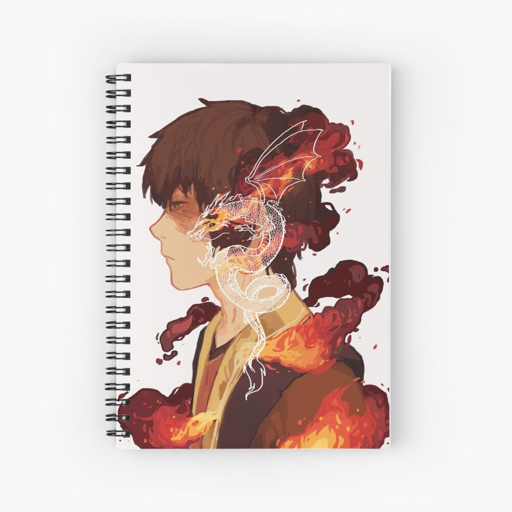 Zuko Spiral Notebook