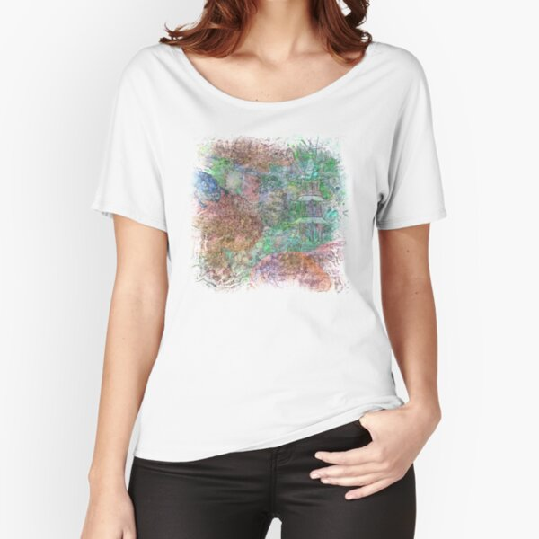 The Atlas Of Dreams - Color Plate 26 Relaxed Fit T-Shirt