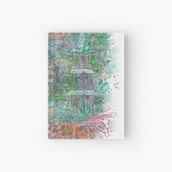 The Atlas Of Dreams - Color Plate 26 Hardcover Journal