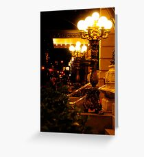 The Plaza Hotel Greeting Card