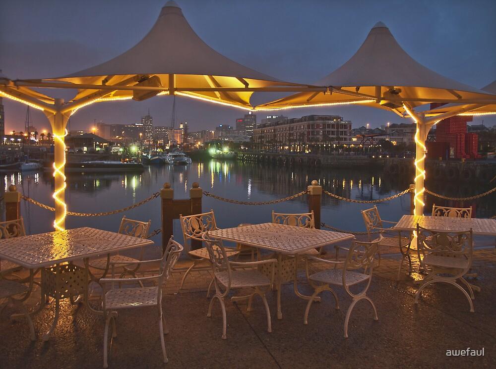 Romantic setting by awefaul