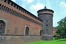 Castello Sforzesco by Imagery