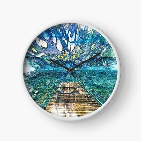 The Atlas of Dreams - Color Plate 197 Clock