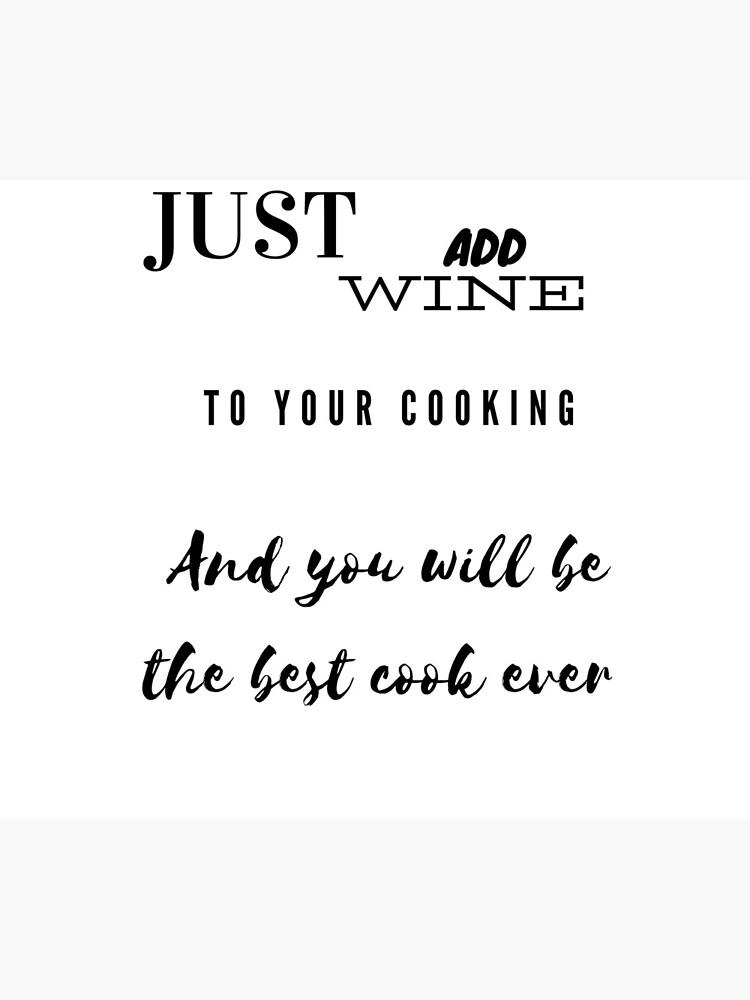 JUST ADD WINE by Tafi1972