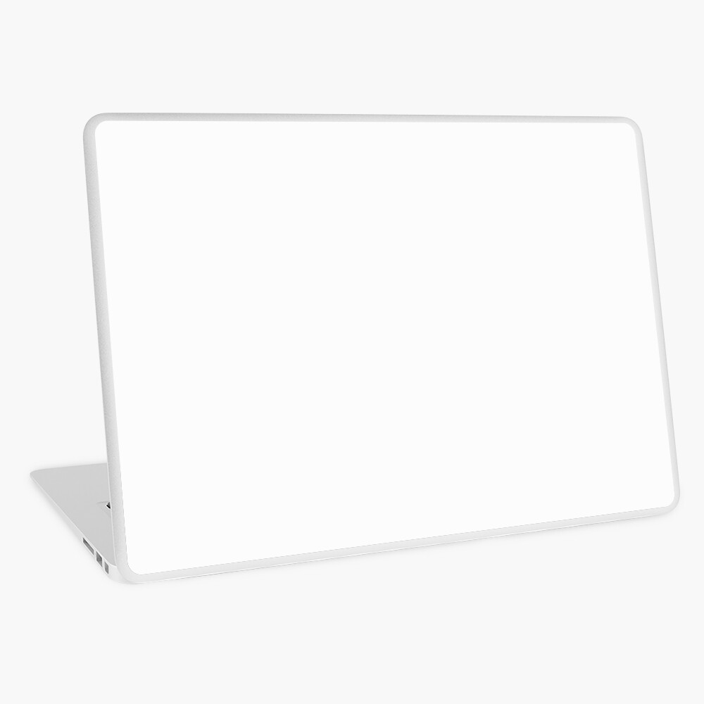Pure White - Lowest Price On Site Laptop Skin