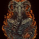 Lord Of Goat by The-Sastra