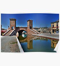 Trepponti - Three Bridges Poster