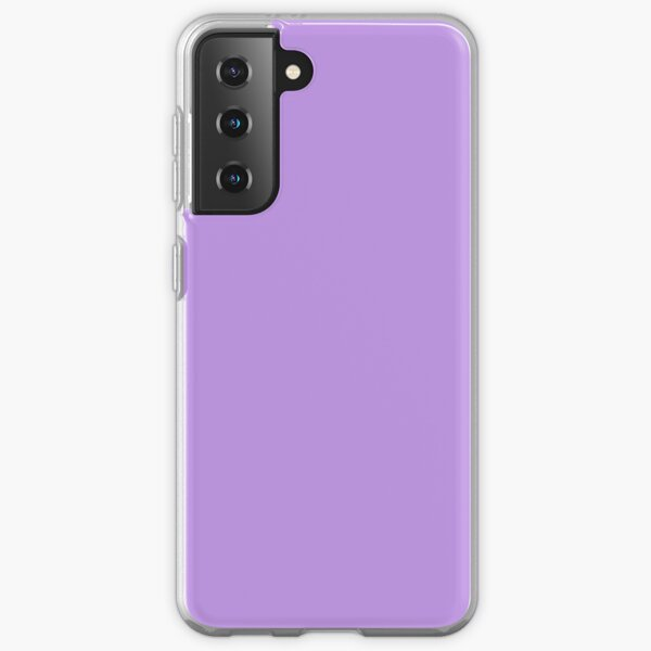 Bright Lavender - Lowest Price On Site - Accent Color Decor Samsung Galaxy Soft Case