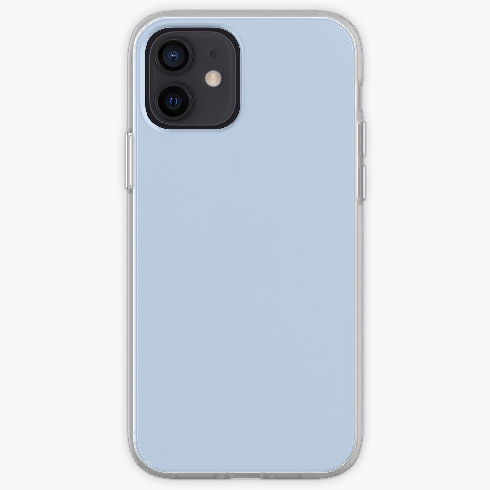Pastel Light Blue - Lowest Price On Site iPhone Case & Cover