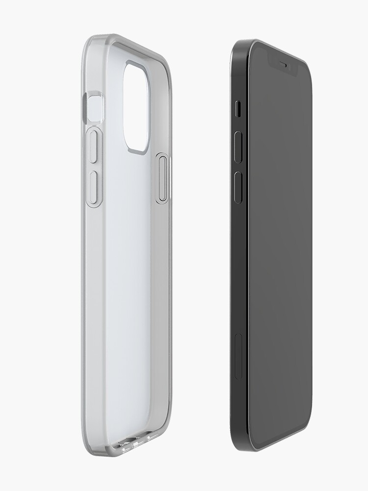 Alternate view of Pastel Light Blue - Lowest Price On Site iPhone Case & Cover