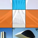 Oscar Niemeyer Cover (Mock) by C. Rodriguez