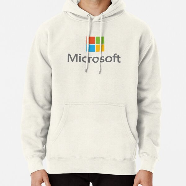 Microsoft Pullover Hoodie
