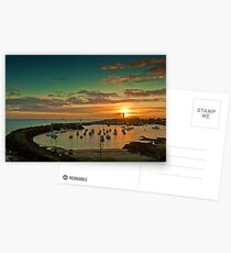 Wollongong Harbour Postcards