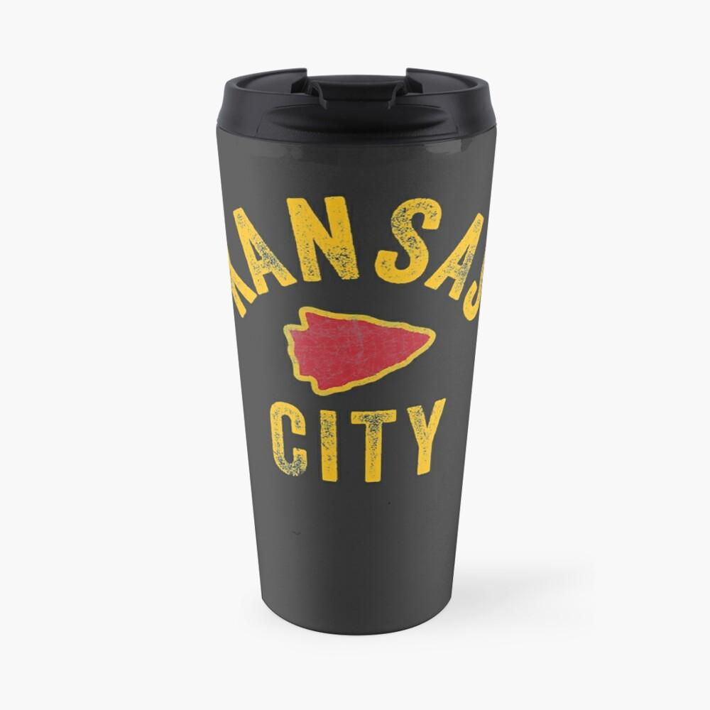 KC Kansas City 2020 Pro Gear Travel Mug