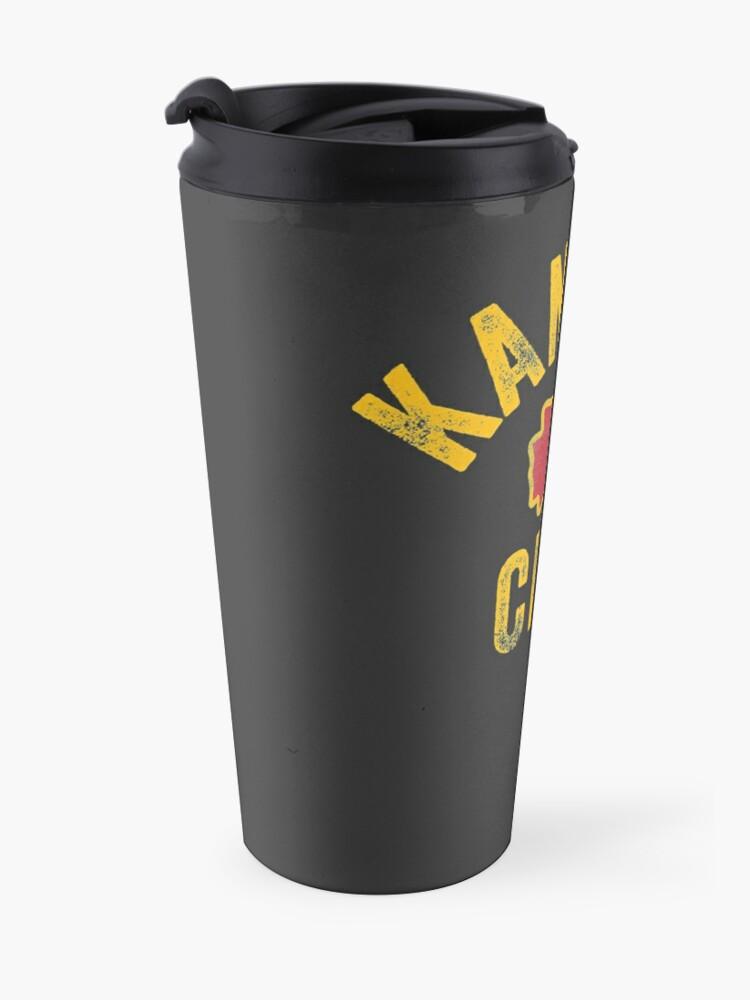 Alternate view of KC Kansas City 2020 Pro Gear Travel Mug