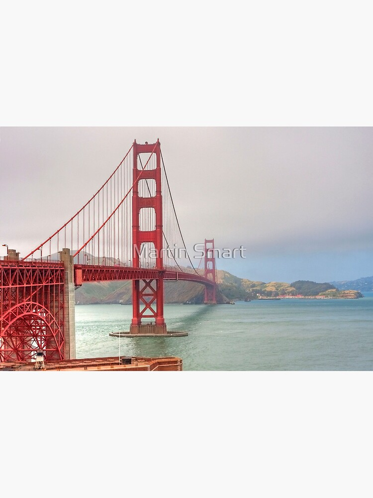 Golden Gate Bridge by MartinSmart