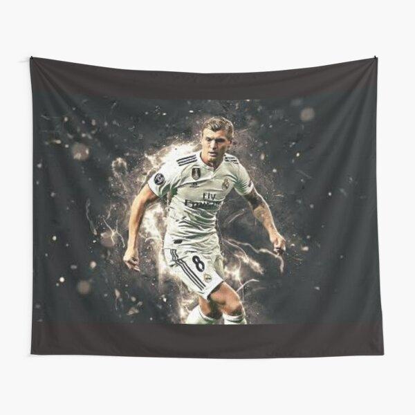 toni kroos Real Madrid Tela decorativa