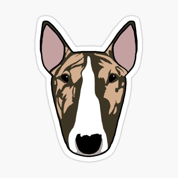Kuma the Bully Sticker