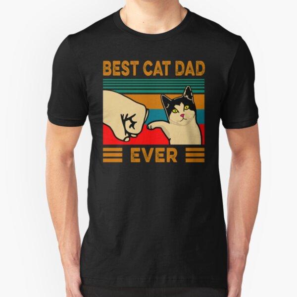 Bester Katzenvater aller Zeiten Slim Fit T-Shirt