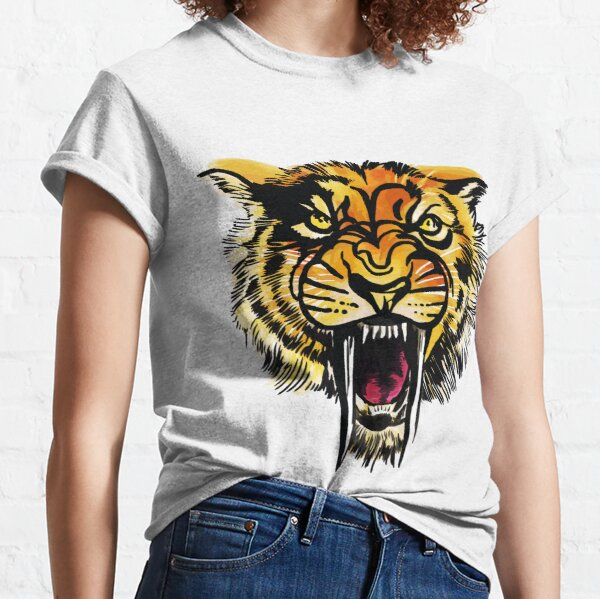 Saber-Tooth Tiger Classic T-Shirt