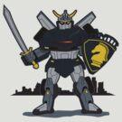 Black Knight by DetourShirts