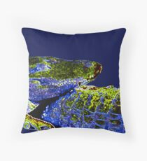 Alligators Throw Pillow