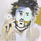Self portrait by James Kearns