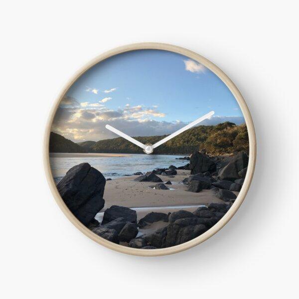 Qora on the Wild Coast -  Clock