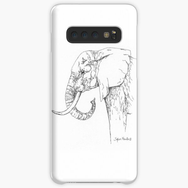 African Elephant - Samsung Galaxy Snap Case
