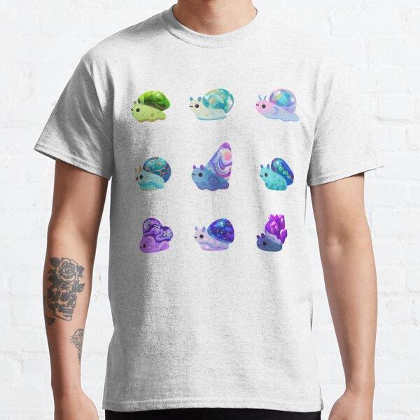 Jewel Snail - pastel Classic T-Shirt