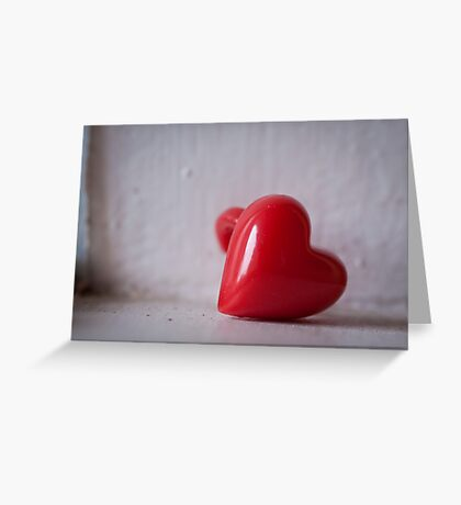 turn on your heartlight! Greeting Card