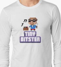 Tiny Tower Bitster Long Sleeve T-Shirt