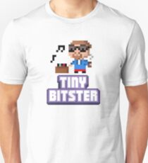 Tiny Tower Bitster Unisex T-Shirt