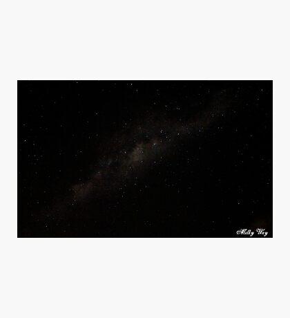Milky Way Photographic Print