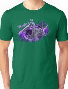 The violet room Unisex T-Shirt