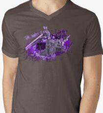 The violet room Men's V-Neck T-Shirt