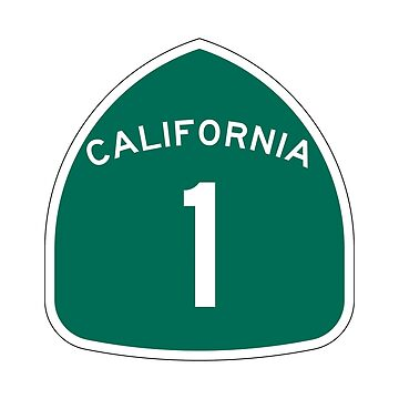 California State Route 1, USA by worldofsigns