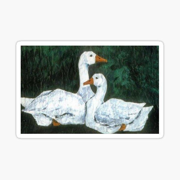 Geese - Sticker