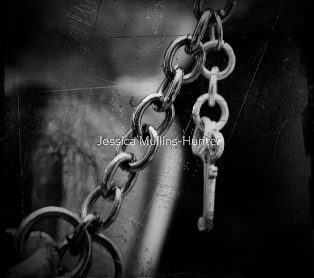 Locked Away  by Jessica Mullins-Hunter