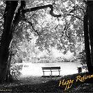 Enjoy retirement! by Angele Ann  Andrews