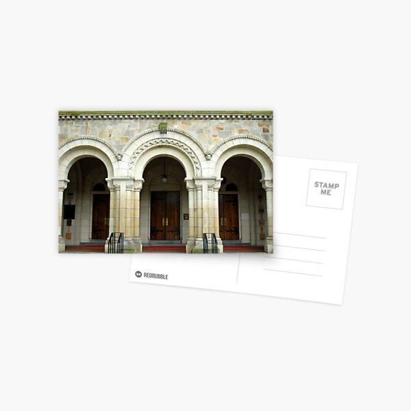 Vassar College Chapel Postcard