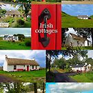 Irish Cottages by Andrés Hurtado
