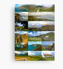 Donegal, Ireland Metal Print