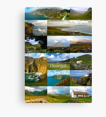 Donegal, Ireland Canvas Print