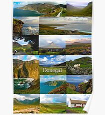 Donegal, Ireland Poster