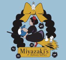 Miyazaki's Delivery Service